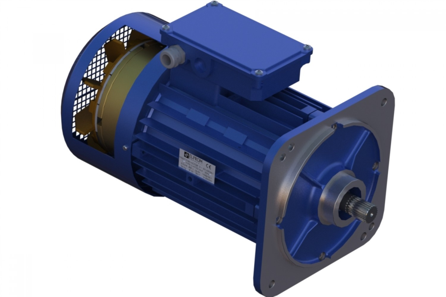 Lifting motors