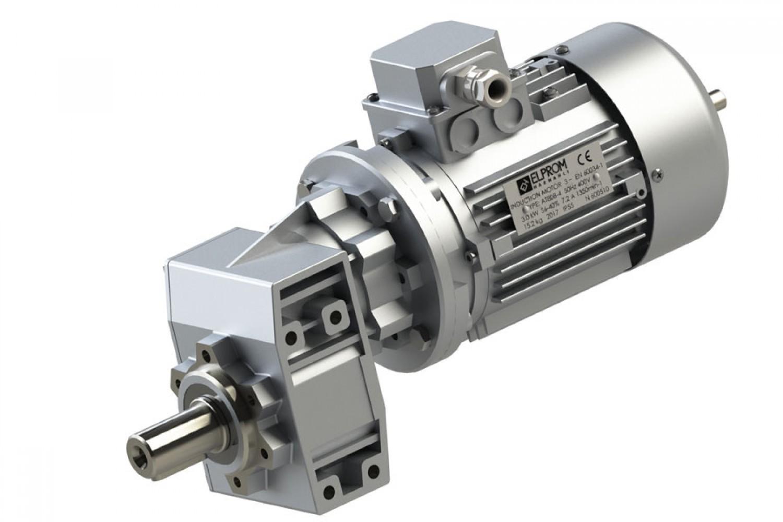 Gear configured motors