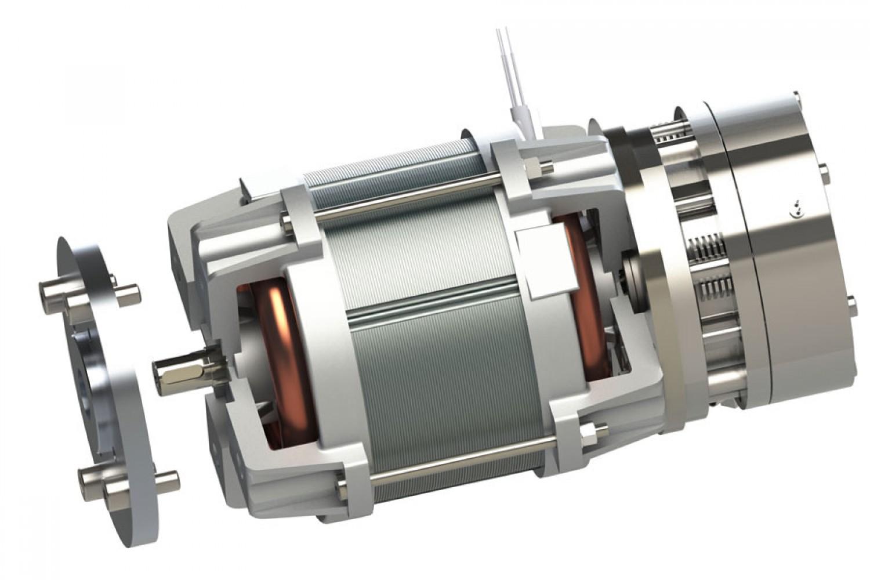 Oil-bath Actuator Brake Motors