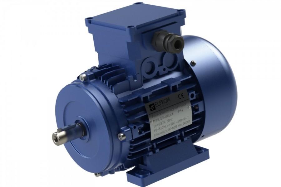 Електродвигатели захранвани с външен инвертор
